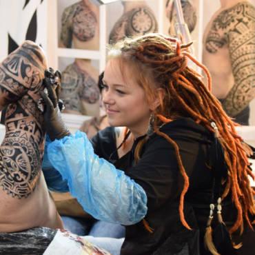 Agnieszka Kulińska (Avalan Tattoo)