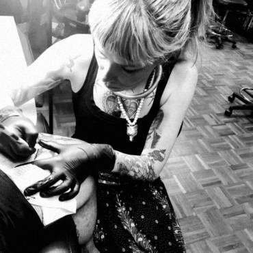 Valentina Lakali (Padma Tattoo)